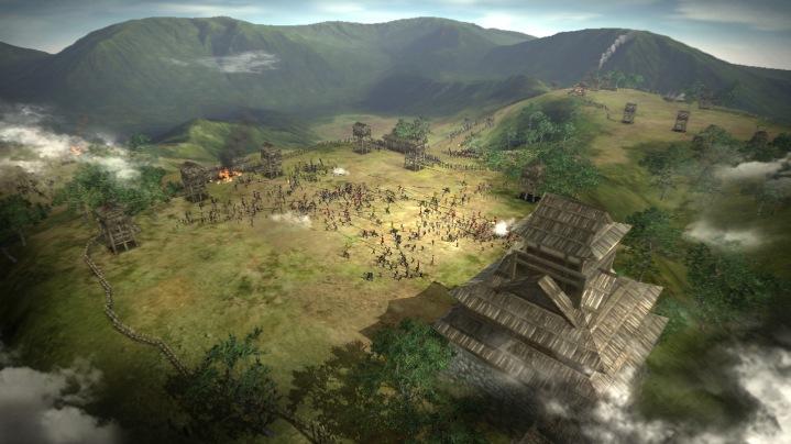 Mountain Battles